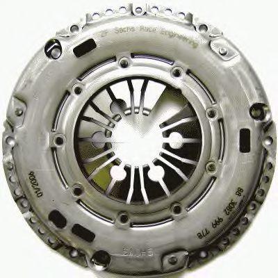 Нажимной диск сцепления SACHS (ZF SRE) 883082999778