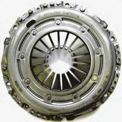 Нажимной диск сцепления SACHS (ZF SRE) 883082999789