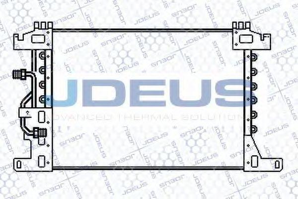 Конденсатор, кондиционер J.DEUS 717M16