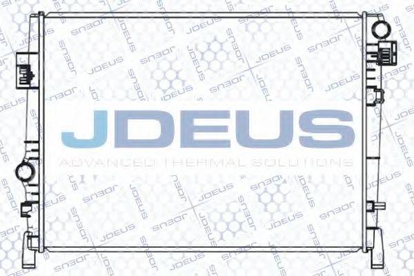 Радиатор, охлаждение двигателя J.DEUS 011M64
