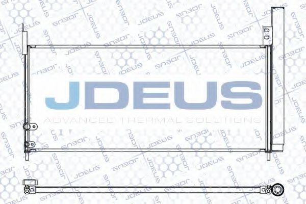 Конденсатор, кондиционер J.DEUS 728M40