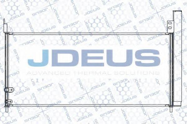 Конденсатор, кондиционер J.DEUS 728M82