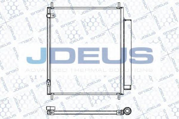 Конденсатор, кондиционер J.DEUS 718M72