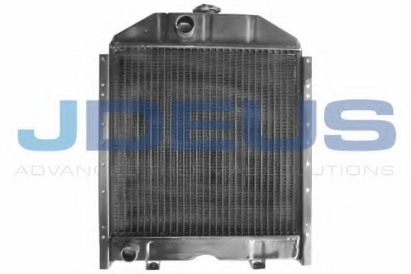 Радиатор, охлаждение двигателя J.DEUS 011M02