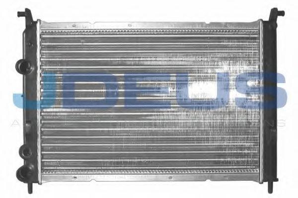 Радиатор, охлаждение двигателя J.DEUS 011M31