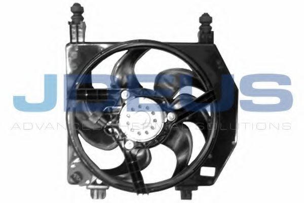 Вентилятор, охлаждение двигателя J.DEUS EV120840