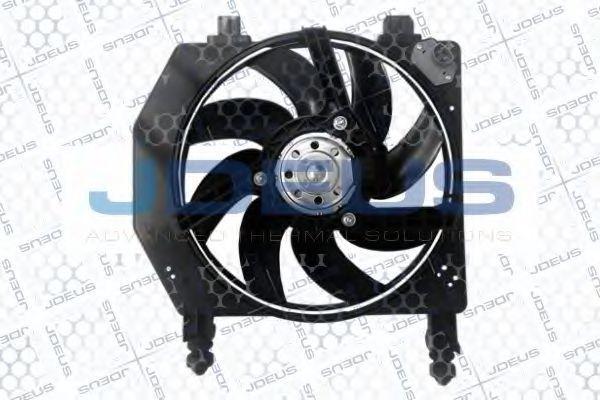 Вентилятор, охлаждение двигателя J.DEUS EV120850