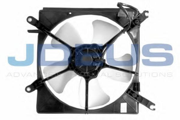 Вентилятор, охлаждение двигателя J.DEUS EV13M190