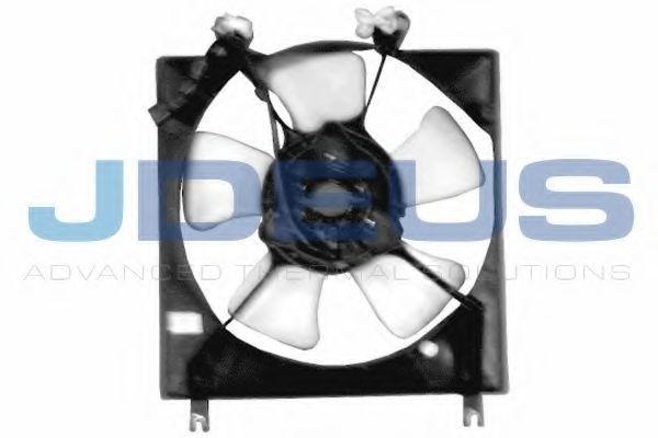 Вентилятор, охлаждение двигателя J.DEUS EV18M190