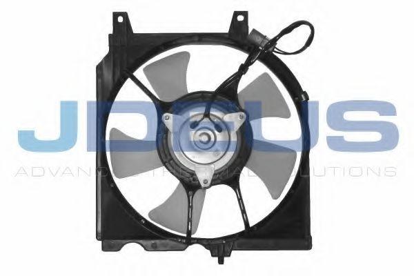 Вентилятор, конденсатор кондиционера J.DEUS EV19M301