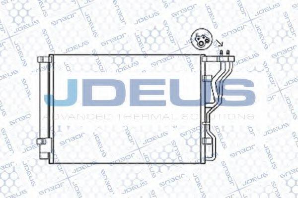 Конденсатор, кондиционер J.DEUS 754M53