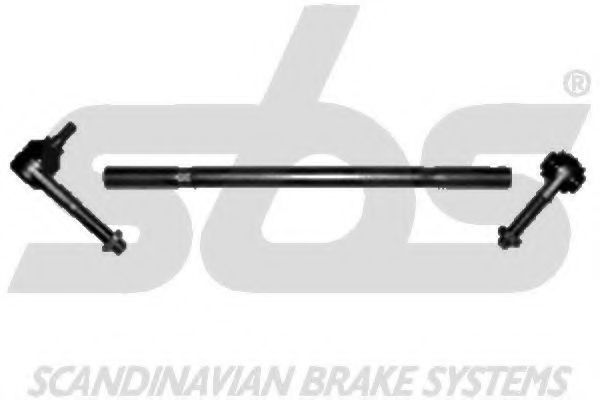Поперечная рулевая тяга S.B.S. 19015003713