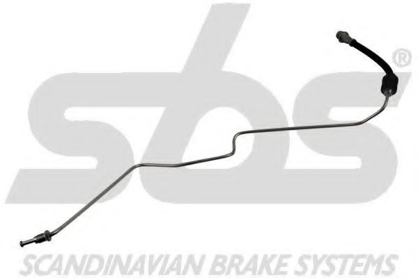 Шланг тормозной S.B.S. 13308525165