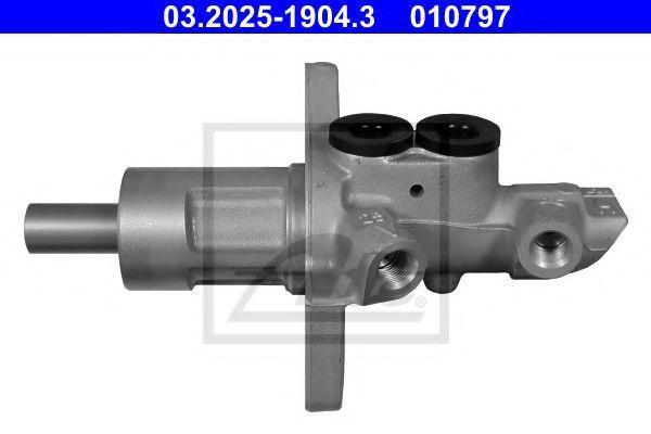 Цилиндр тормозной главный ATE 03.2025-1904.3