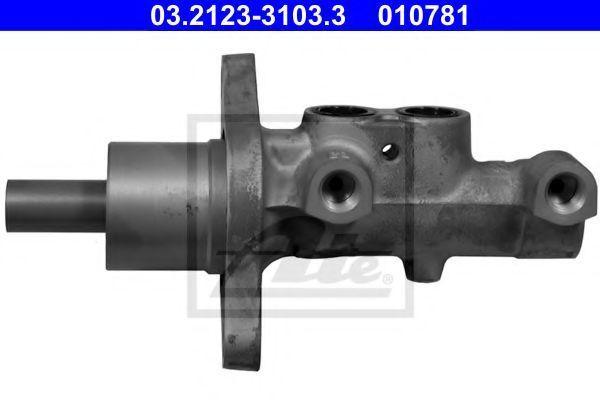 Главный тормозной цилиндр ATE 03212331033