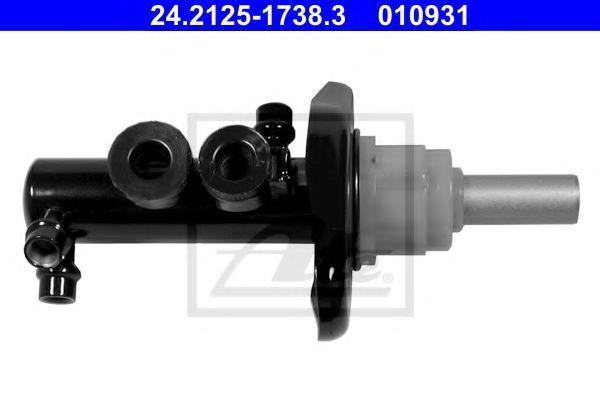 Главный тормозной цилиндр ATE 24212517383