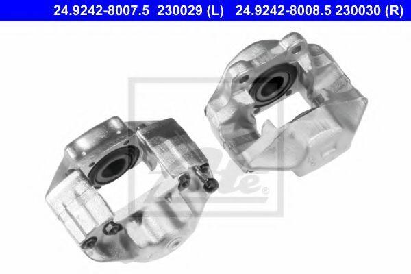 Суппорт тормозной ATE 24.9242-8007.5