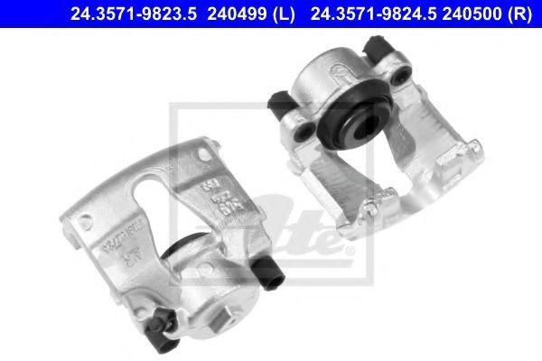 Суппорт тормозной ATE 24.3571-9824.5