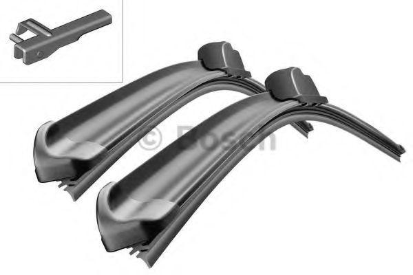 Купить Щетки стеклоочистителя комплект AeroTwin 600/450мм BOSCH 3397007096