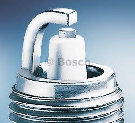 Свеча зажигания BOSCH 0242229772