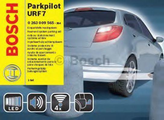 Парковочная система BOSCH 0263009565