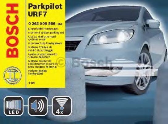 Парковочная система BOSCH 0 263 009 566