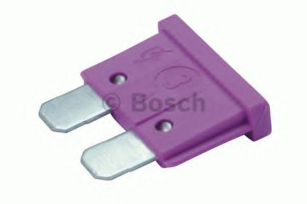 Предохранитель 3A BOSCH 1904529901
