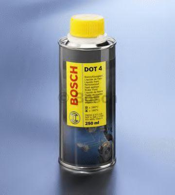 Тормозная жидкость DOT 4 250мл BOSCH 1987479001