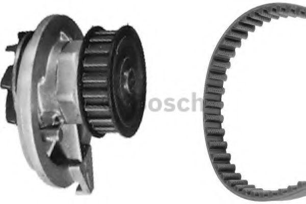 Водяной насос + комплект зубчатого ремня BOSCH 1987948503
