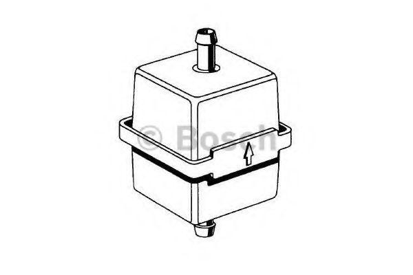 Топливный фильтр BOSCH 0450902001