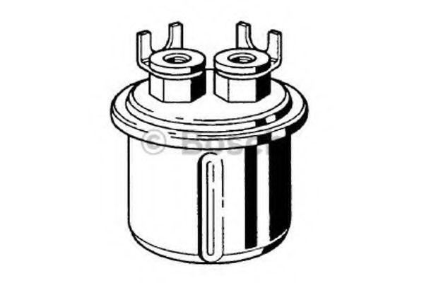 Топливный фильтр BOSCH 0450905943
