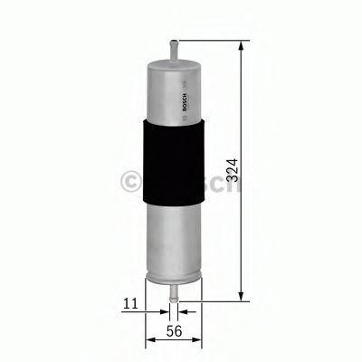 Топливный фильтр BOSCH 0450905950