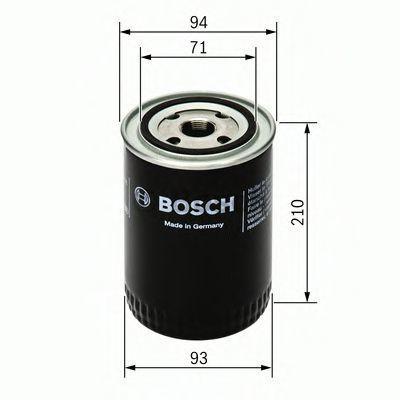 Купить Фильтр масляный BOSCH 0451105067