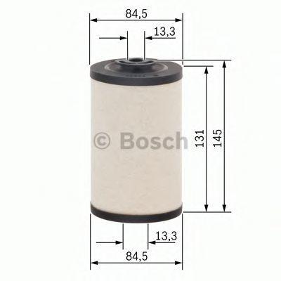 Фильтр топливный BOSCH 1457429354