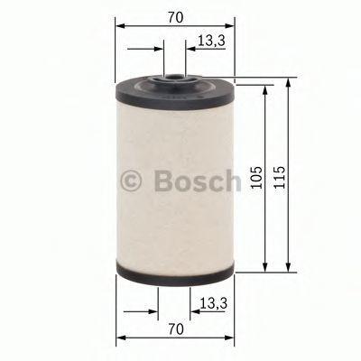 Фильтр топливный BOSCH 1457429359