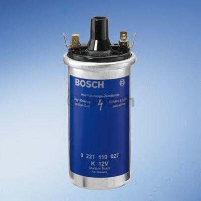 Катушка зажигания BOSCH 0221119027