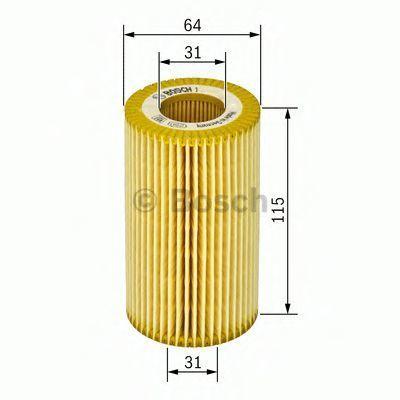 Купить Фильтр масляный BOSCH F026407070