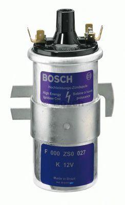 Катушка зажигания BOSCH F000ZS0027