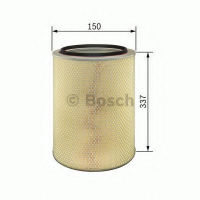 Фильтр воздушный BOSCH 1457429941