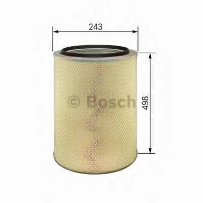 Фильтр воздушный BOSCH 1457429975