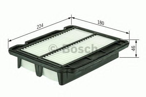 Фильтр воздушный BOSCH F026400043