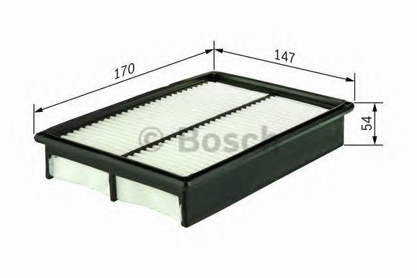 Фильтр воздушный BOSCH F026400054