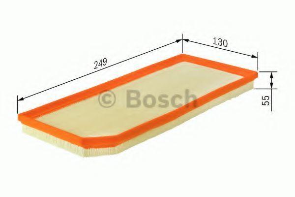 Фильтр воздушный BOSCH F 026 400 137