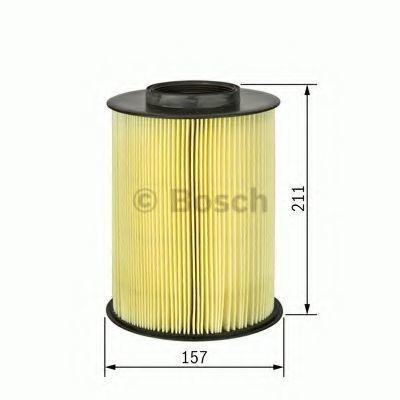 Фильтр воздушный BOSCH F026400136