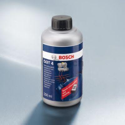 Изображение Тормозная жидкость DOT4 250мл BOSCH 1987479105: описание