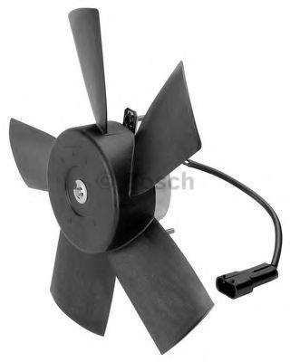 Электродвигатель, вентилятор радиатора BOSCH 9130451125