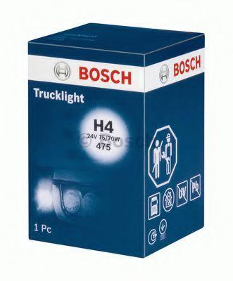 Купить Автолампа H4 24В 75/70W Trucklight BOSCH 1987302441