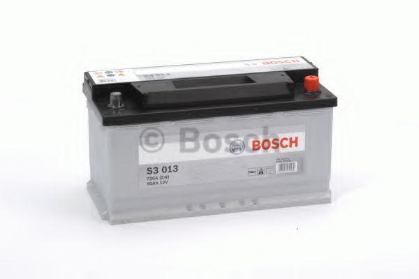 Аккумулятор S3 90Ач 720A BOSCH 0092S30130
