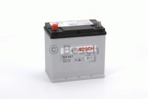 Аккумулятор S3 45Ач 300A BOSCH 0 092 S30 170
