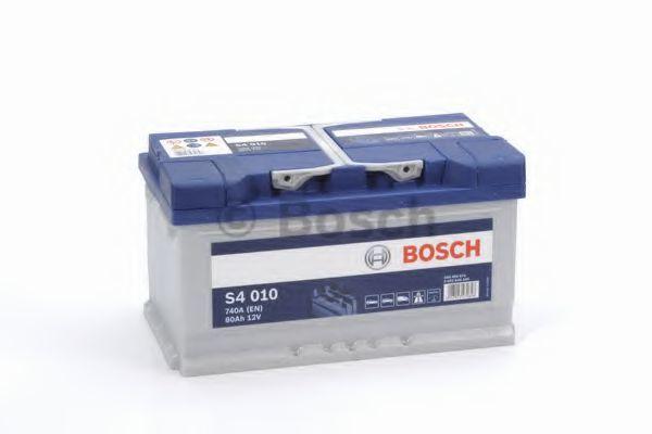 Аккумулятор S4 80Ач 740А BOSCH 0092S40100